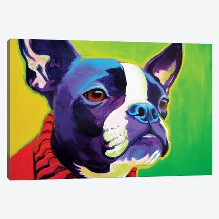 Ridley Canvas Print #DWG113} by DawgArt Canvas Art