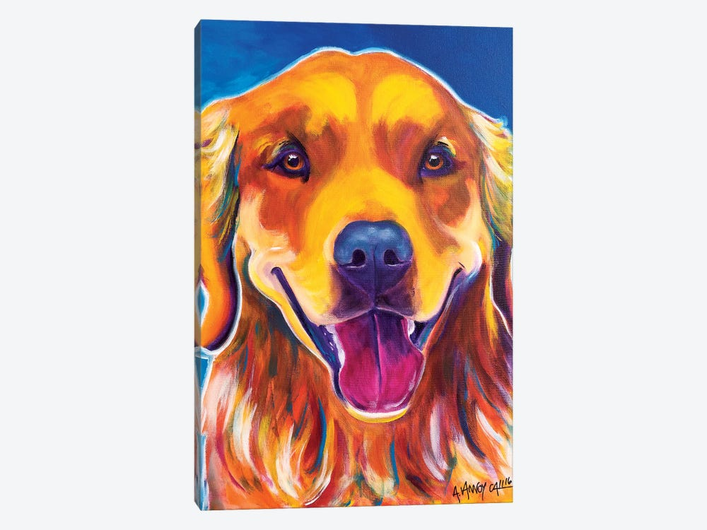 Rory by DawgArt 1-piece Canvas Art Print