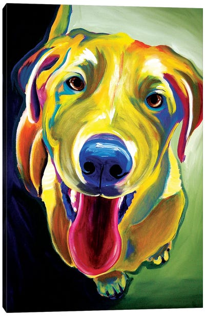 Spencer Canvas Print #DWG127