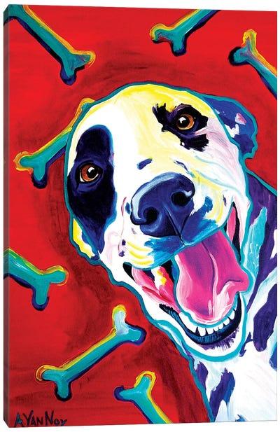 Yum Canvas Print #DWG142