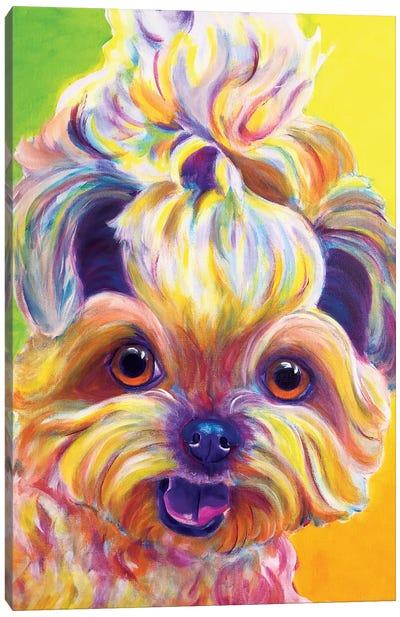 Bloom Canvas Print #DWG18