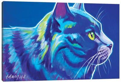 Blue Boy Canvas Print #DWG20