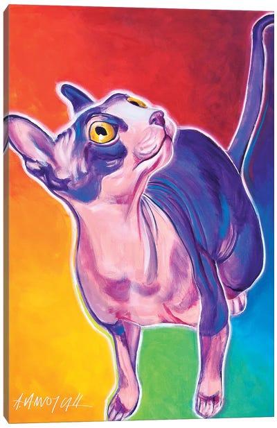 Bree Canvas Art Print