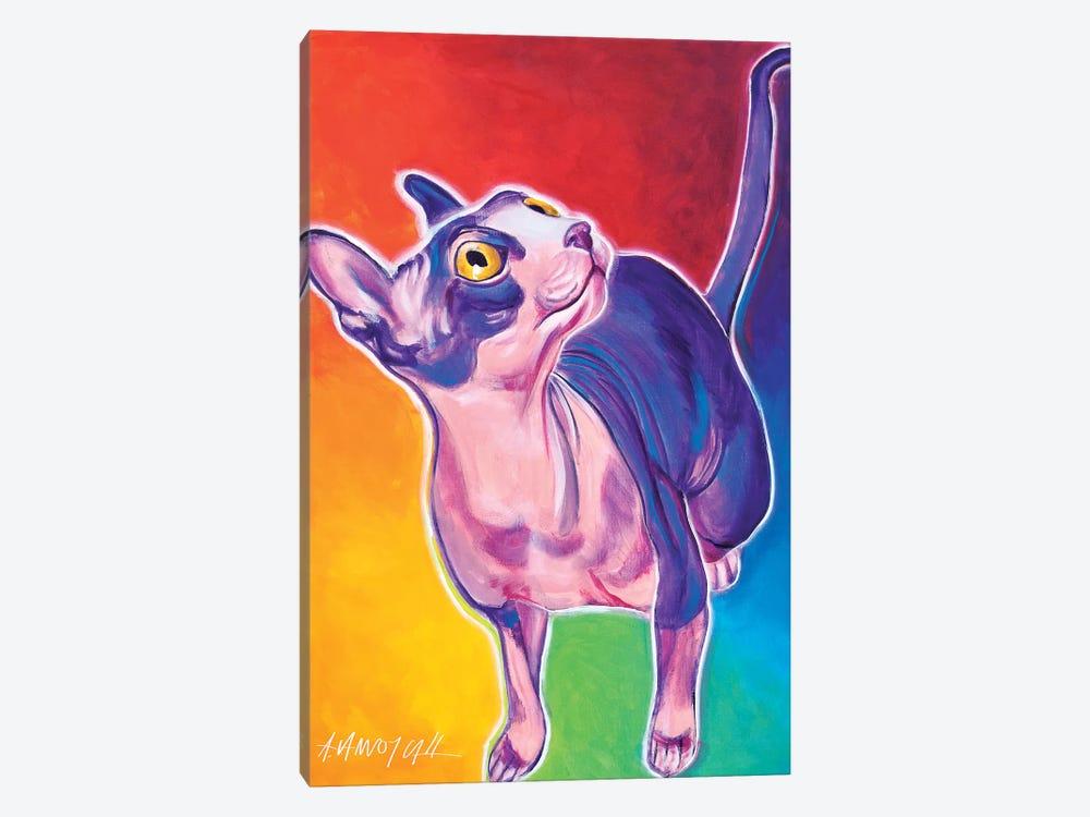 Bree by DawgArt 1-piece Canvas Art Print