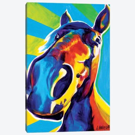 Chips Canvas Print #DWG36} by DawgArt Canvas Artwork