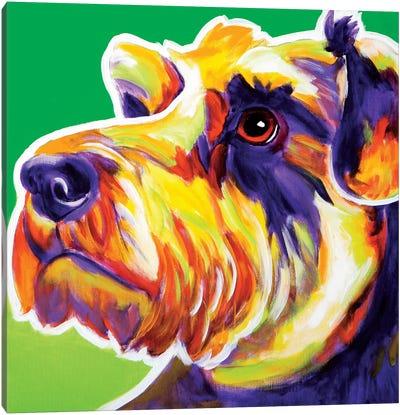 Elroy Canvas Art Print