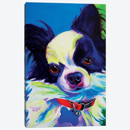 Esso Gomez Canvas Print #DWG56} by DawgArt Canvas Artwork