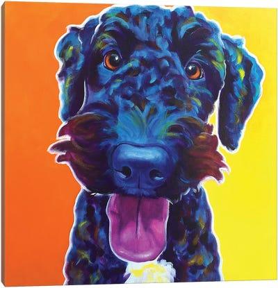 Fletcher Canvas Art Print