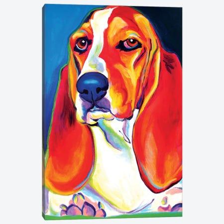 Maple Canvas Print #DWG92} by DawgArt Canvas Print
