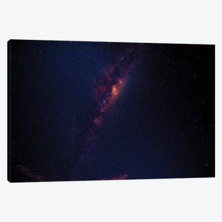 Milky Way Canvas Print #DWH48} by David Whelan Art Print