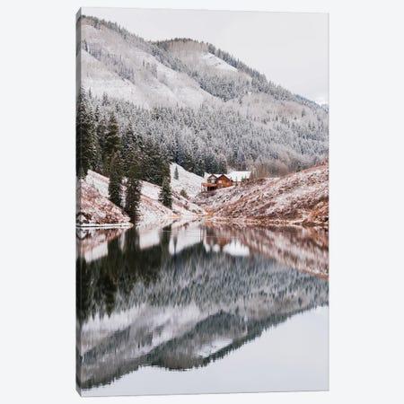 Meridian Lake, Colorado Canvas Print #DWK32} by Dylan Walker Canvas Print