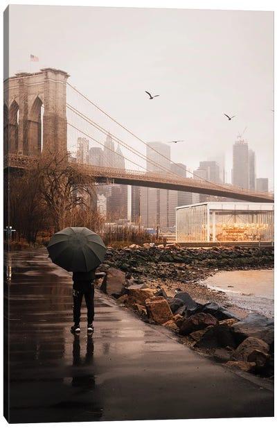 Rainy Dumbo Days Canvas Art Print