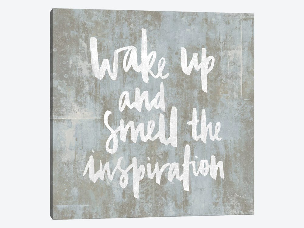 Wake Up by Janie Macdowell 1-piece Art Print
