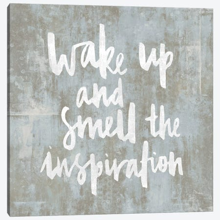 Wake Up Canvas Print #DWL35} by Jamie MacDowell Canvas Print