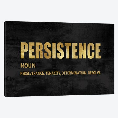 Persistence in Gold Canvas Print #DWL50} by Jamie MacDowell Canvas Artwork