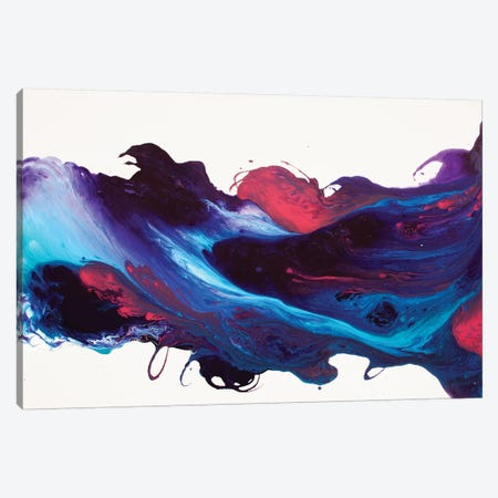 Abstract VIII Canvas Print #DWO10} by Destiny Womack Art Print