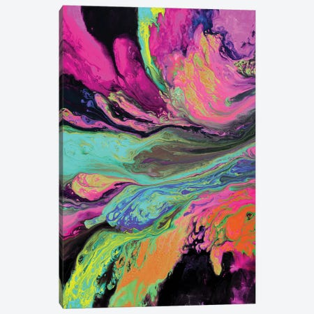 A Cosmic Journey Canvas Print #DWO1} by Destiny Womack Canvas Wall Art