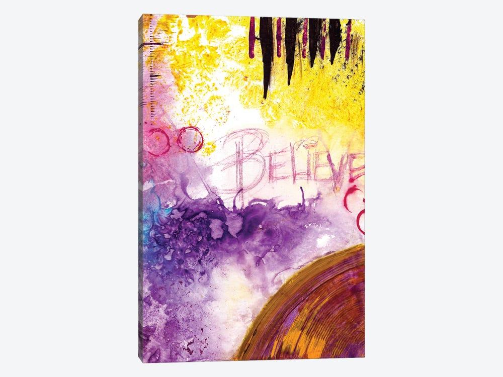 Believe by Destiny Womack 1-piece Canvas Artwork