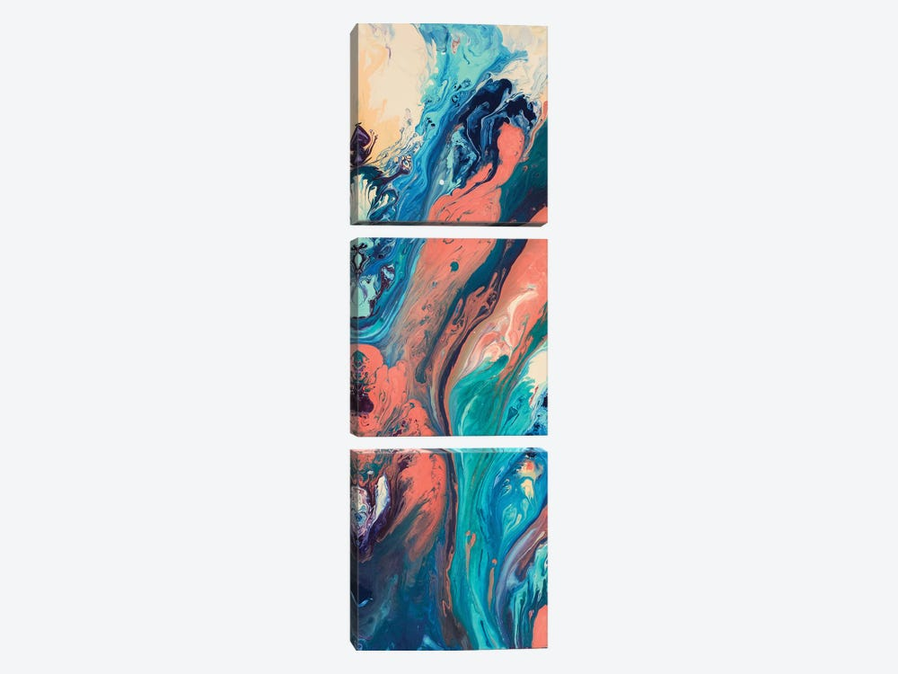 Drifting Away by Destiny Womack 3-piece Art Print