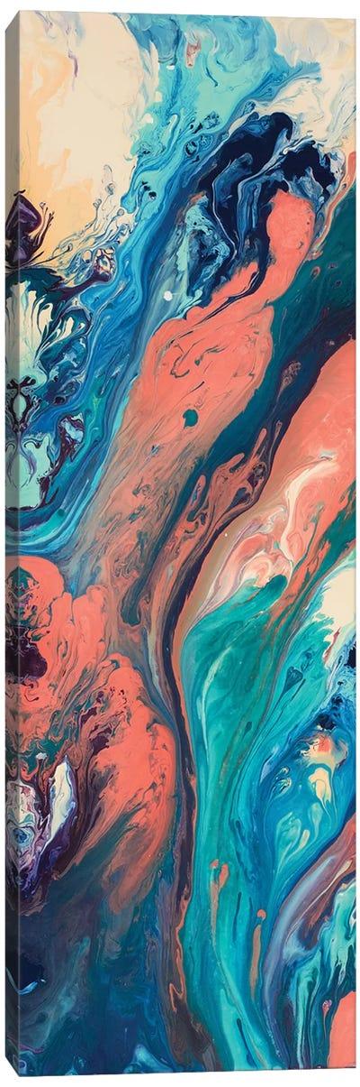 Drifting Away Canvas Art Print