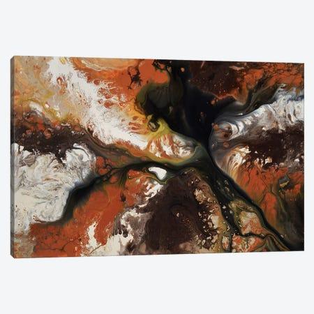 Enchanted Earth Canvas Print #DWO30} by Destiny Womack Art Print