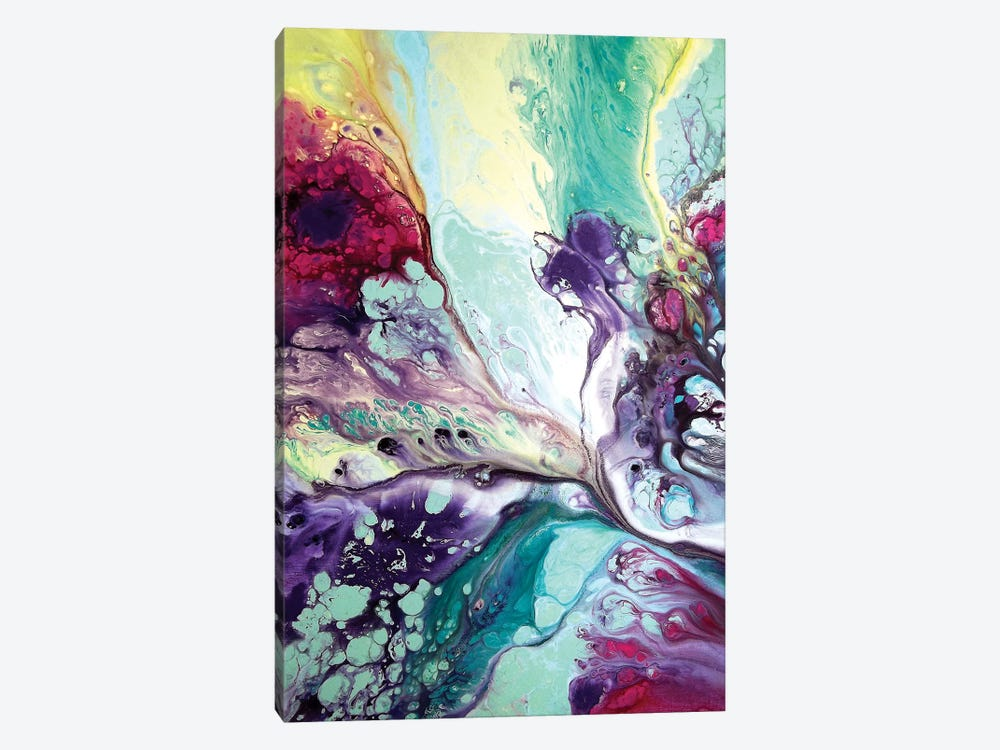 In Heaven by Destiny Womack 1-piece Canvas Artwork