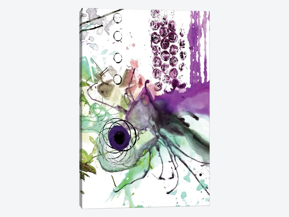 Paintings by Destiny Womack 1-piece Canvas Art