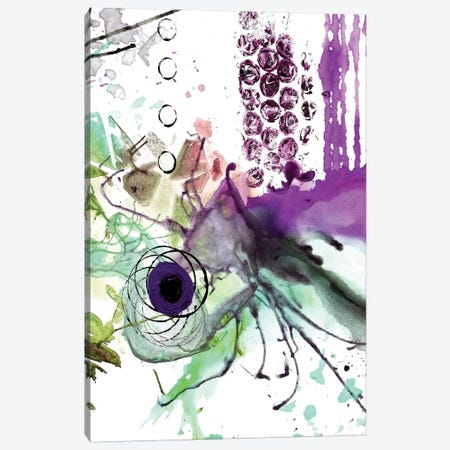 Paintings 3-Piece Canvas #DWO47} by Destiny Womack Canvas Art Print
