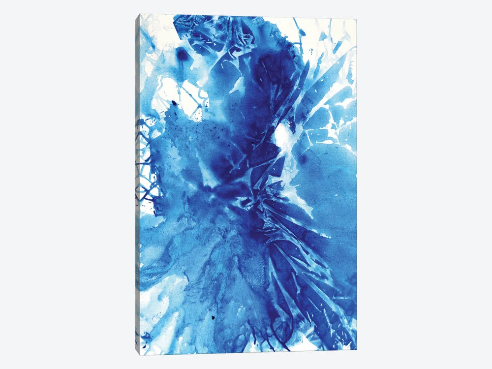 Shattered by Destiny Womack 1-piece Canvas Artwork