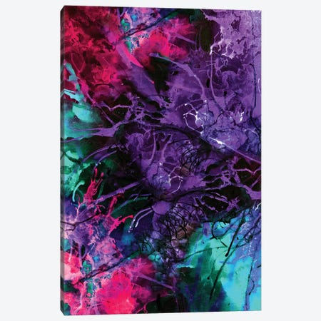 The Storm Within 3-Piece Canvas #DWO59} by Destiny Womack Canvas Print