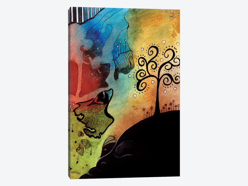 The Tree by Destiny Womack 1-piece Canvas Print