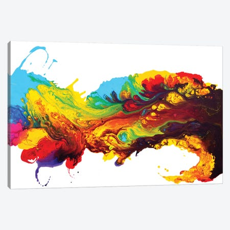 Wave Of Euphoria Canvas Print #DWO64} by Destiny Womack Art Print