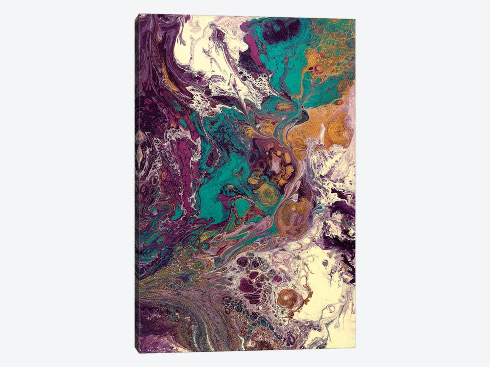 When The Soul Speaks by Destiny Womack 1-piece Canvas Wall Art