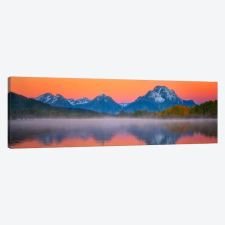 Majestic Morning Views finalcopy Canvas Print #DWP143} by Darren White Photography Canvas Print
