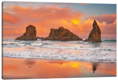 Bandon Magic Canvas Art Print