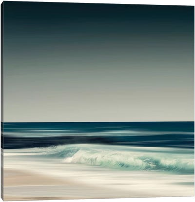 Crystal Surf Canvas Art Print