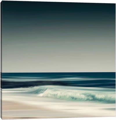 Crystal Surf Canvas Art Print