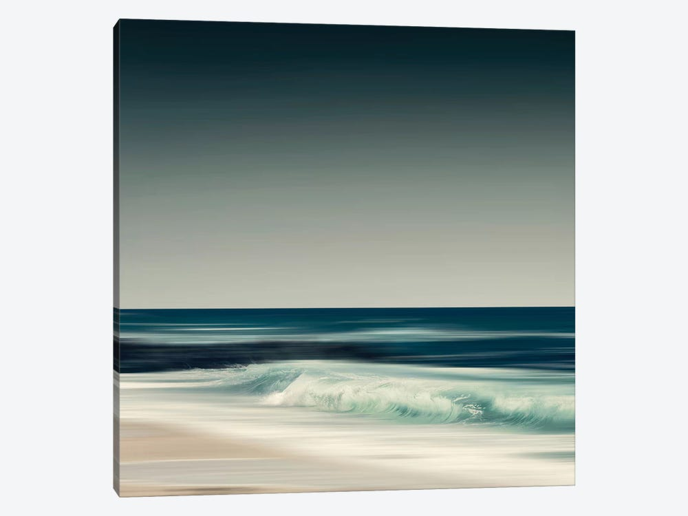 Crystal Surf by Dirk Wuestenhagen 1-piece Canvas Artwork