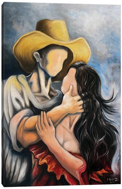 Guajiros Canvas Art Print