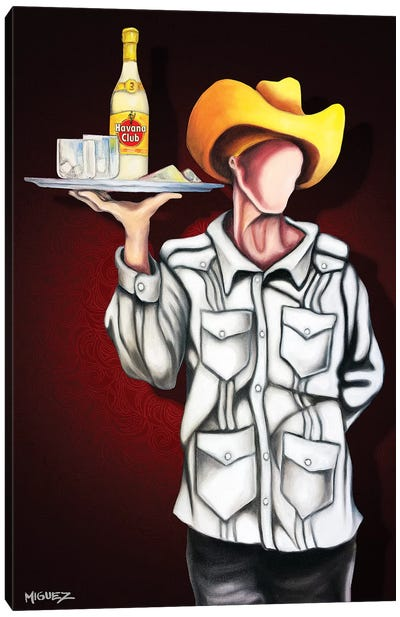 Havana Club Canvas Art Print