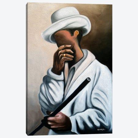 Benny Canvas Print #DXM1} by Dixie Miguez Canvas Print