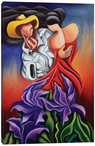 Love Dance Canvas Art Print