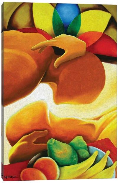 Romance Canvas Art Print