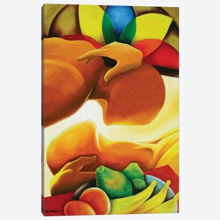 Romance Canvas Print #DXM30} by Dixie Miguez Canvas Print