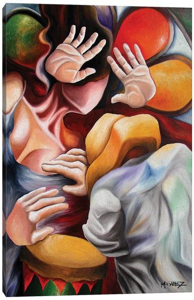 Rumba Canvas Art Print