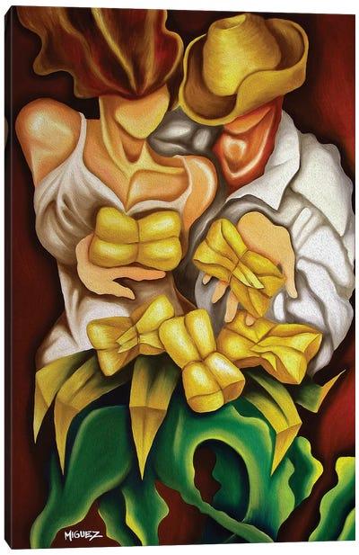 Tamales Canvas Art Print