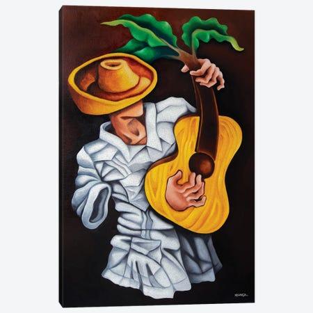 Troubadour Guajiro Canvas Print #DXM45} by Dixie Miguez Canvas Print