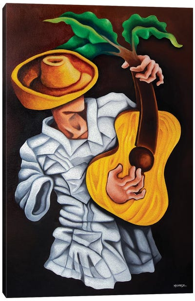 Troubadour Guajiro Canvas Art Print