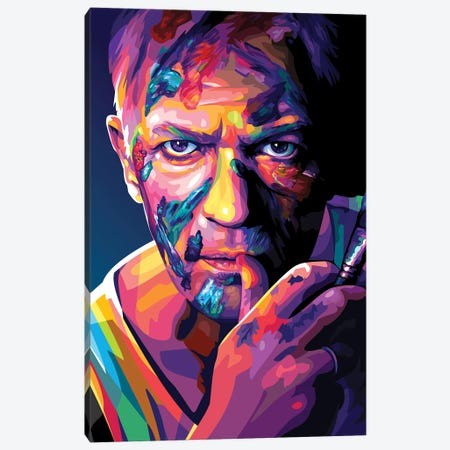 Picasso Canvas Print #DYB112} by Dayat Banggai Canvas Print