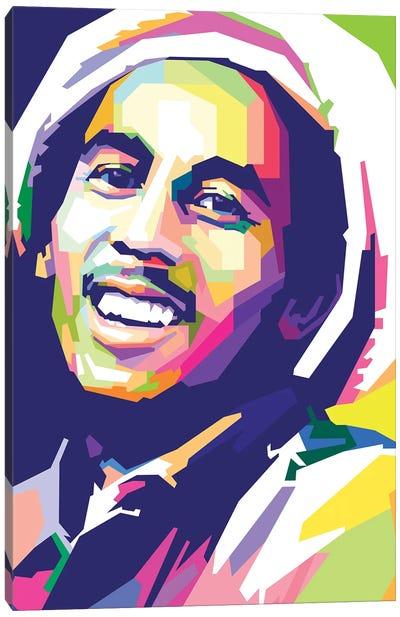 Bob Marley I Canvas Art Print